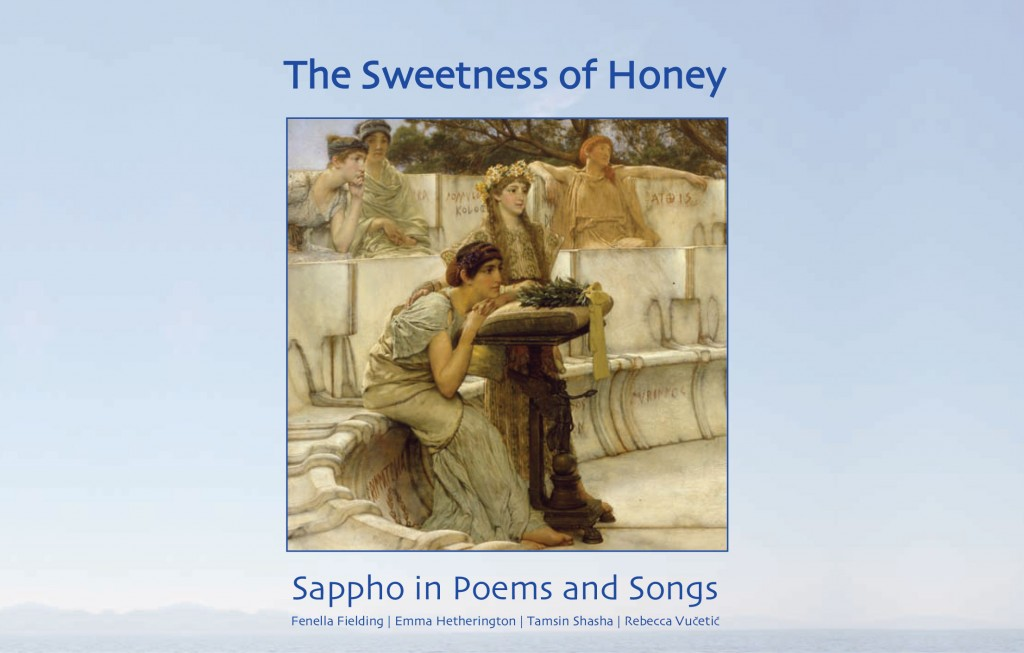 The Sweetness of Honey, 2015