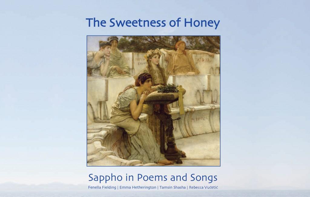 The Sweetness of Honey, 2015